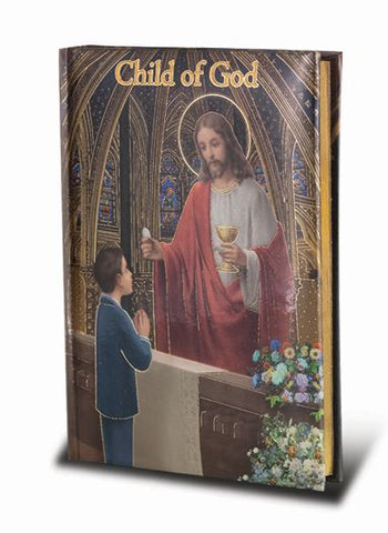 Child of God First Communion Missal - The Paschal Lamb