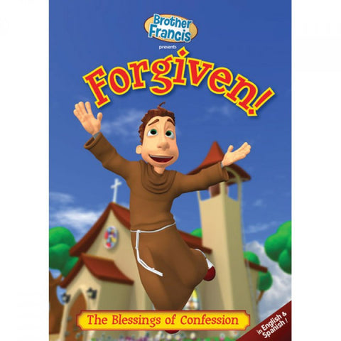 Brother Francis Forgiven DVD - The Paschal Lamb