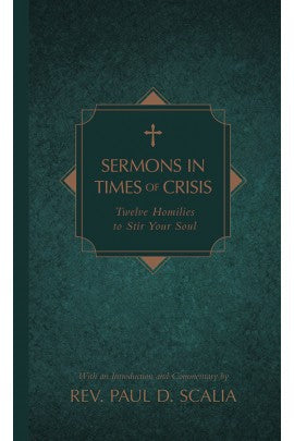 Sermons in Times of Crisis - paschallambselect.com