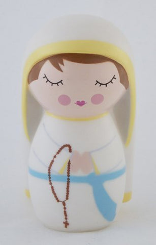 Our Lady of Lourdes Shining Light Doll - paschallambselect.com