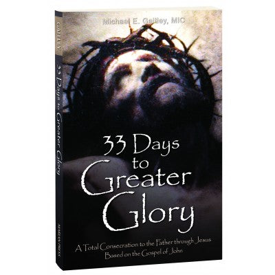 33 Days to Greater Glory - The Paschal Lamb