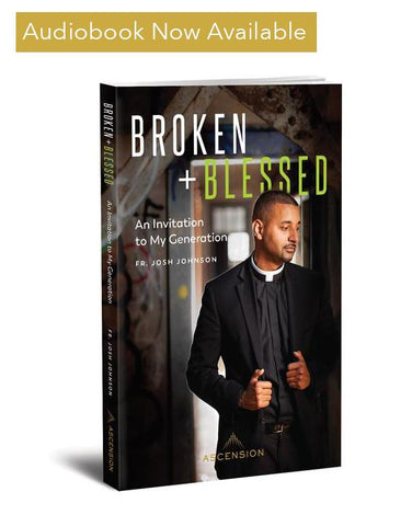 Broken + Blessed - The Paschal Lamb