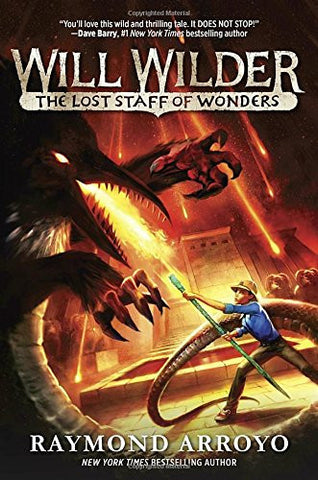 Will Wilder: The Lost Staff of Wonders - paschallambselect.com