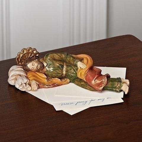Sleeping Saint Joseph - paschallambselect.com