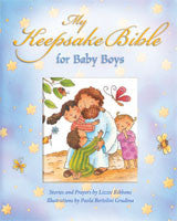 My Keepsake Bible for Baby Boys - The Paschal Lamb