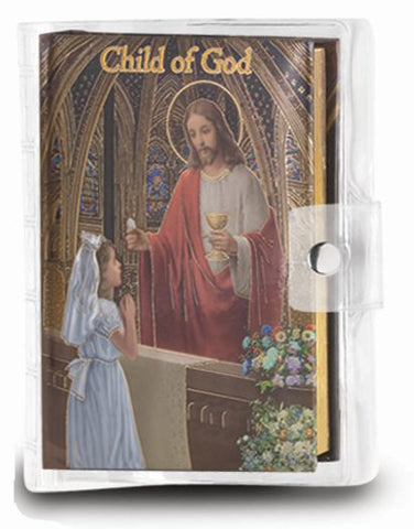 Five Piece First Communion Set - The Paschal Lamb
