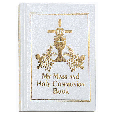 First Communion Mass Book - The Paschal Lamb
