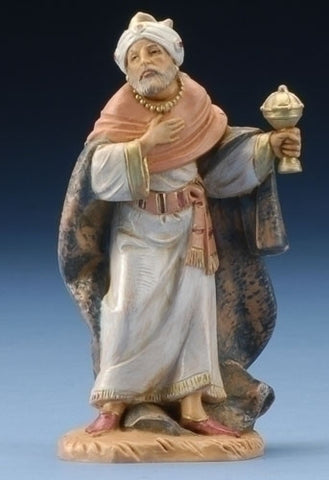 Fontanini King Caspar Figure - The Paschal Lamb