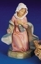 Fontanini Mary Figure - The Paschal Lamb