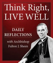 Think Right, Live Well - The Paschal Lamb