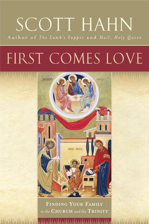 First Comes Love - The Paschal Lamb