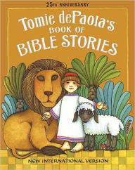 Tomie DePaola's Book of Bible Stories - paschallambselect.com