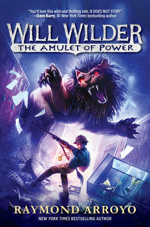 Will Wilder The Amulet of Power - The Paschal Lamb