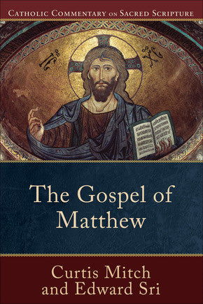 The Gospel of Matthew - Catholic Commentary on Sacred Scripture - The Paschal Lamb