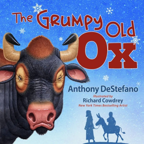 The Grumpy Old Ox - paschallambselect.com