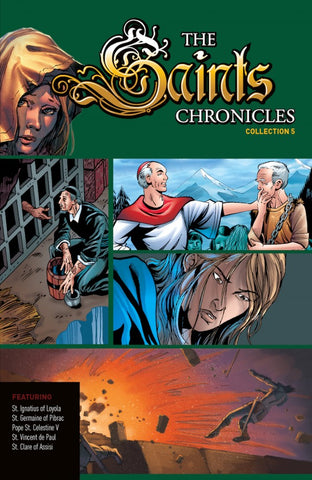The Saints Chronicles Collection 5  - paschallambselect.com