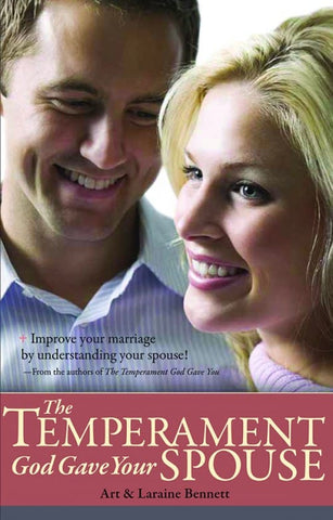 The Temperament God Gave Your Spouse - paschallambselect.com