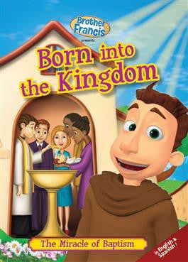 Born Into the Kingdom Brother Francis DVD - The Paschal Lamb
