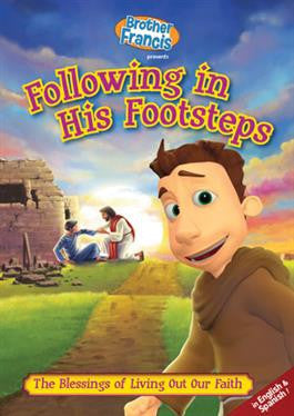 Following in His Footsteps Brother Francis DVD - The Paschal Lamb
