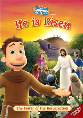 He Is Risen Brother Francis DVD - The Paschal Lamb