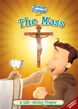 The Mass Brother Francis DVD - The Paschal Lamb