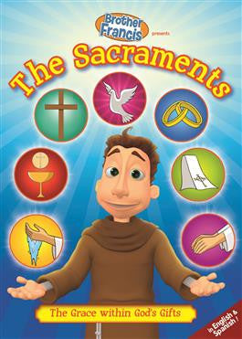 The Sacraments Brother Francis DVD - The Paschal Lamb