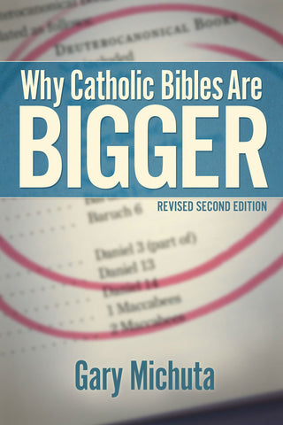 Why Catholic Bibles Are Bigger - The Paschal Lamb