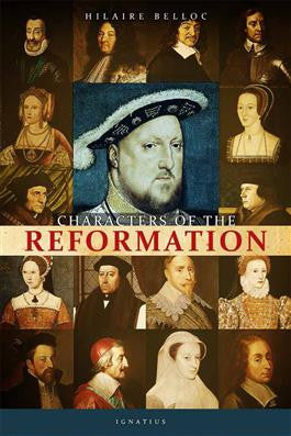 Characters of the Reformation - The Paschal Lamb