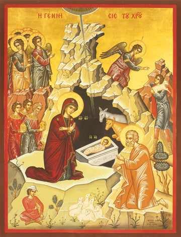 Nativity of The Lord - The Paschal Lamb