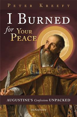 I Burned for Your Peace - The Paschal Lamb