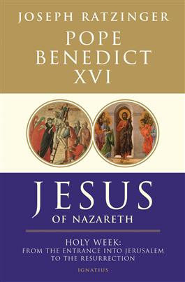 Jesus of Nazareth Book 2 - The Paschal Lamb