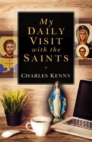My Daily Visit With the Saints - The Paschal Lamb