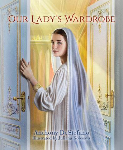 Our Lady's Wardrobe - The Paschal Lamb