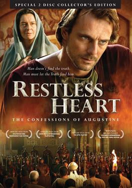 Restless Heart DVD - The Paschal Lamb