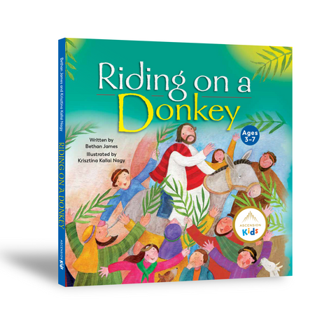Riding on a Donkey (ages 3-7)