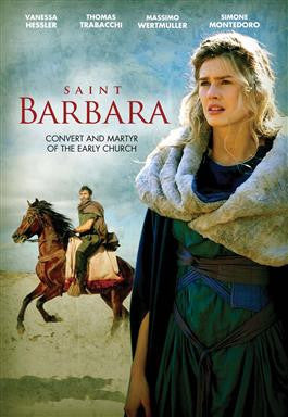 Saint Barbara - The Paschal Lamb
