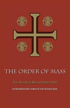 The Order of Mass: The Missal of Blessed John XXIII - The Paschal Lamb