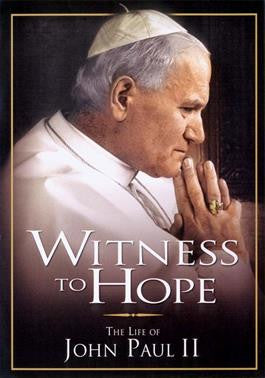 Witness to Hope DVD - paschallambselect.com