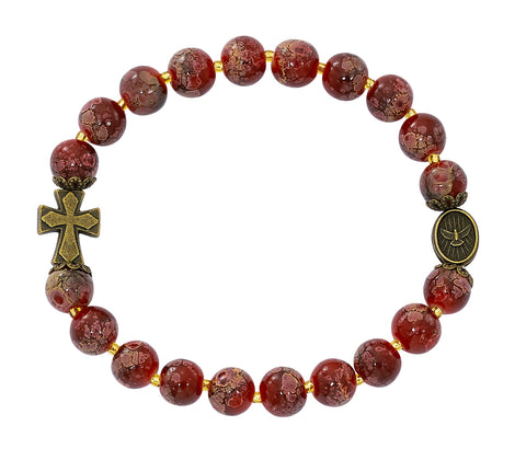 red holy spirit bracelet - paschallambselect.com