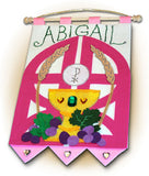 First Communion Banner Kits - The Paschal Lamb
