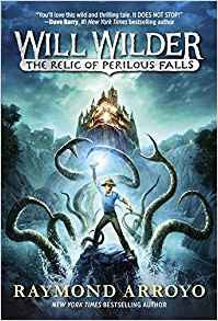 Will Wilder: The Relic of Perilous Falls - The Paschal Lamb