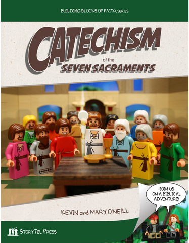 Catechism of the Seven Sacraments - The Paschal Lamb