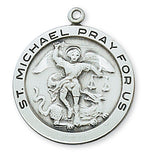 St. Michael Medal - The Paschal Lamb