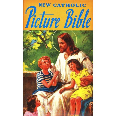 New Catholic Picture Bible - The Paschal Lamb