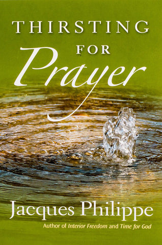 Thirsting for Prayer - The Paschal Lamb