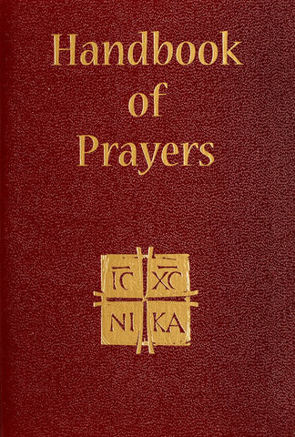 Handbook of Prayers Revised - The Paschal Lamb