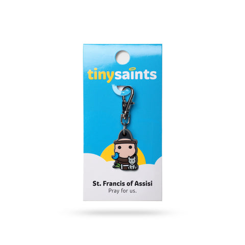 St. Francis of Assisi Tiny Saints Charm