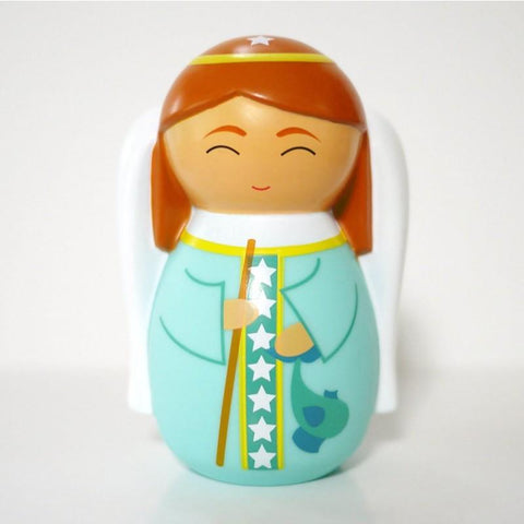 St. Raphael Shining Light Doll - paschallambselect.com
