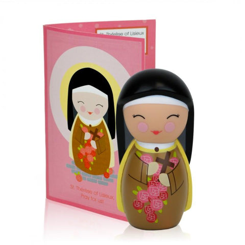 St. Therese of Lisieux Shining Light Doll - The Paschal Lamb