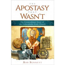 The Apostasy that Wasn't - paschallambselect.com
